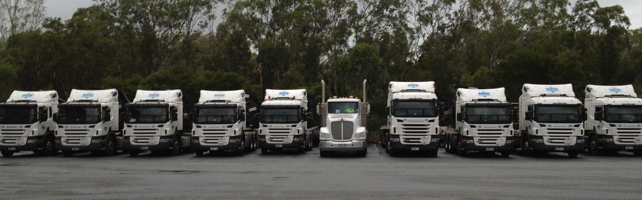 Wemyss Transport Truck Fleet